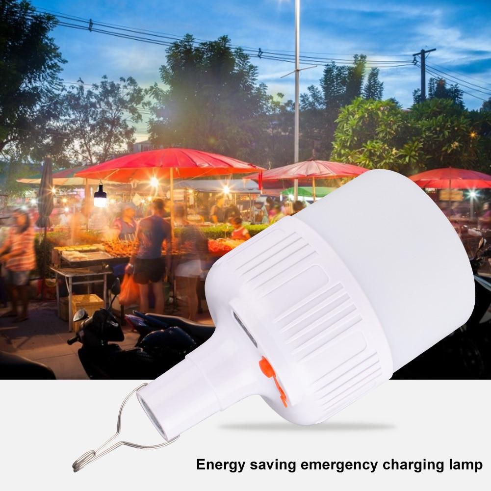 solar, recarregável, lâmpada noturna inteligente, acampamento ao