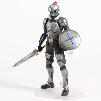 Goblin Slayer Figma 424 PVC Action Figure Collectible Model Toy 4