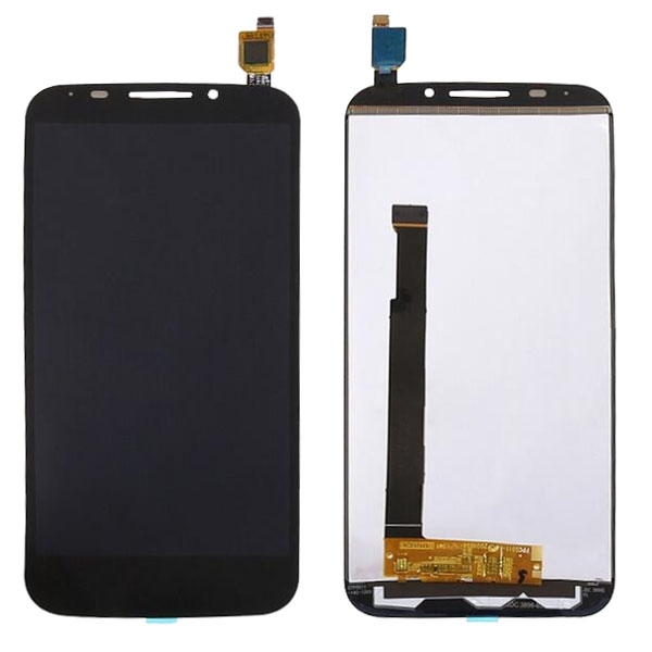 Mobile Phone LCD For Alcatel 7045 LCD Screen and Digitizer Full Assembly for Alcatel One Touch POP S7 / 7045 / OT7045 / <font><b>7045Y</b></font> image