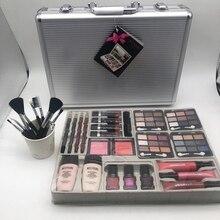 luxury Makeup Set Matte Shimmer Eyeshadow Palette Professional Long Lasting Waterproof Make Up Kit with makeup Brush tools