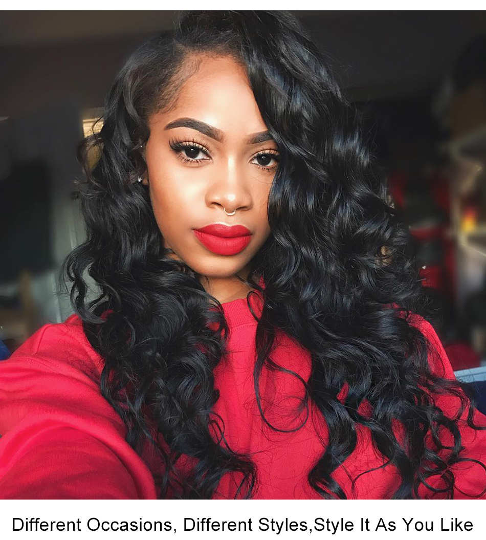 Body Wave Human Hair Full Lace Wigs For Women Brazilian Remy Preplucked Bleached Konts Glueless Wigs With Baby Hair