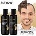 Бразильский Кератиновый шампунь для утолщения волос и кондиционер для увеличения роста волос, подарочный набор для ухода за волосами