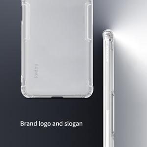 Image 4 - Nillkin Case for Xiaomi Mi 11i 5G Cases 0.6mm Thin Clear Transparent Silicone Soft Phone Back Cover for Xiaomi Mi11i Capa Funda
