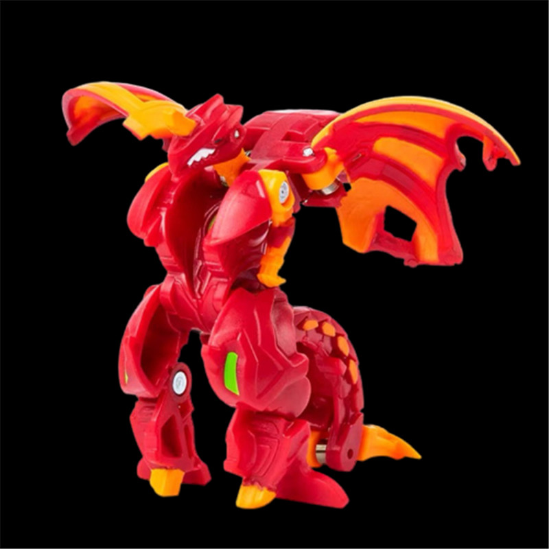 TOMY Bakuganes Hydorous Red Fire Dragon Nillous Battle Boys'Competitive Toys Spinning Top burst children toys(China)