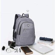 Fashion Splashproof Laptop Backpack School Key TSA Anti Theft Men Travel Teenage Bag Male Bagpack Mochila