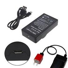 Аккумулятор зарядное устройство для Nikon EN-EL14 Coolpix P7000 P7100 D3100 D3200 D5100 D5200
