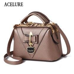 Grande bolsas de luxo bolsas femininas designer duplo zíper cor sólida bolsa de ombro feminina venda quente saco do mensageiro feminino acelure