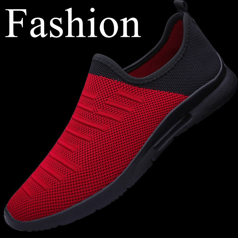 Damyuan Men's Casual Shoes Non-Leather Casual Shoes Men's Shoes Comfortable Footwear Outdoor Shoes 2020 New Fashion Breathable