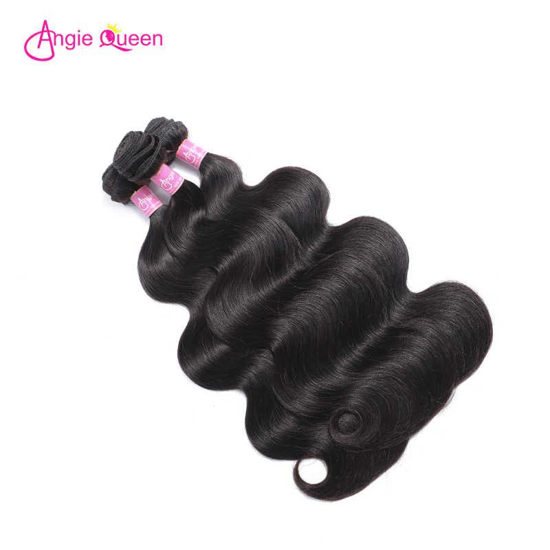 Körper Welle bundles Peruanische Remy Haar Natürliche Farbe 100% Menschenhaar Spinnt nicht Remy Haar Bundles Haar Verlängerung 14 16 18 20 22 24