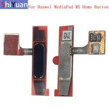 Fingerprint Sensor Home Button Flex Cable  For Huawei MediaPad M5 M5 Pro CMR-W09 W19 CMR-AL09 AL19 Touch Sensor Flex
