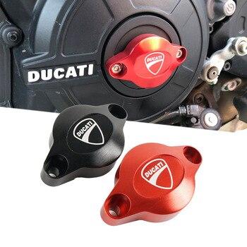 Deslizador de la caja del motor de la motocicleta para Ducati Multistrada1200 1200S Multistrada 1200 Enduro Multistrada 950