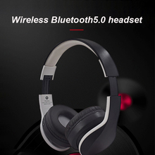 New wireless bluetooth 5.0 headphones noise cancelling Gaming sport headset with microphone earphone stereo HiFi for ear phones elekele active noise cancelling wireless bluetooth headphones wireless headset with microphone for phones