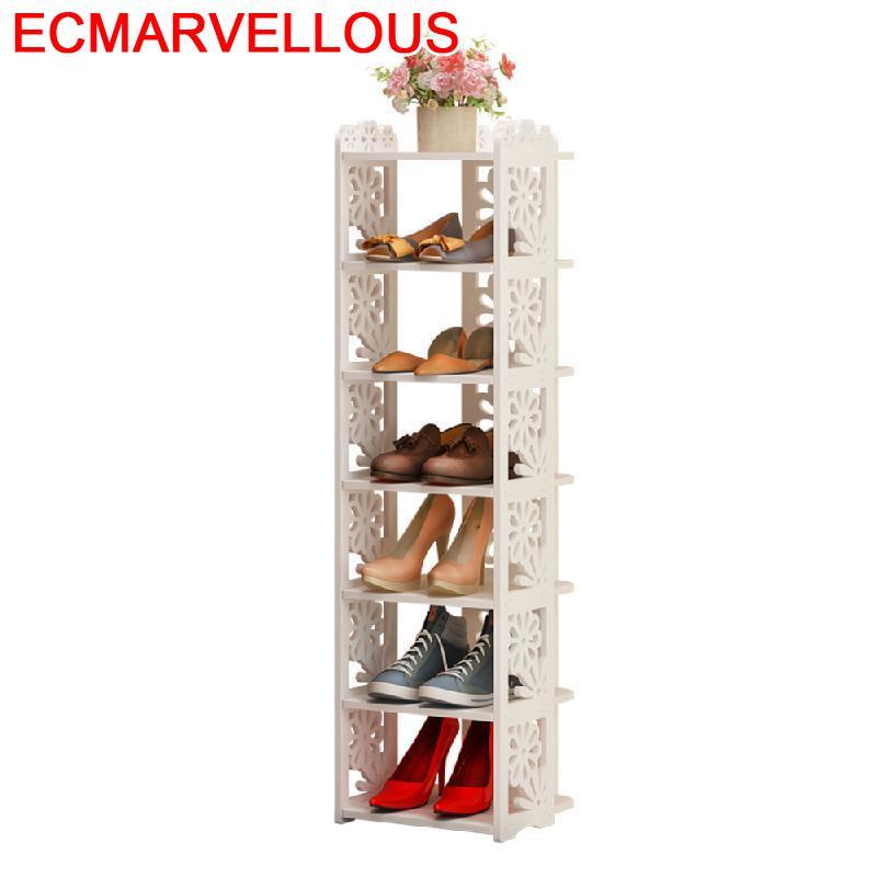 Zapato Organizador De Armario Zapatero font b Closet b font Schoenenrek Moveis Schoenenkast Cabinet Sapateira Mueble