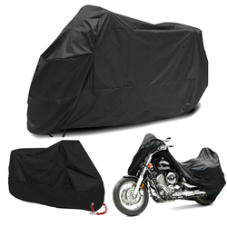 Moto Rcycle Cover Waterdichte Outdoor Regen Dust Uv Scooter Moto Rbike Protector 3XL Moto Cover Protector Stofdicht Fiets