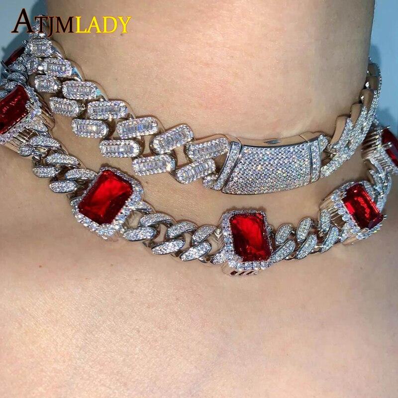 green necklace yellow Chain neck chain rhinestone multicolor Polarisw\u00fcrfel blue multi colored green cube chain red