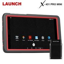 LAUNCH X431 Pro Mini ECU Mã Hóa Xe Công Cụ Chẩn Đoán Tất Cả Hệ Thống OBD2 Máy Quét Actuation Thử Nghiệm Wifi Bluetooth Ô Tô Máy Quét OBD