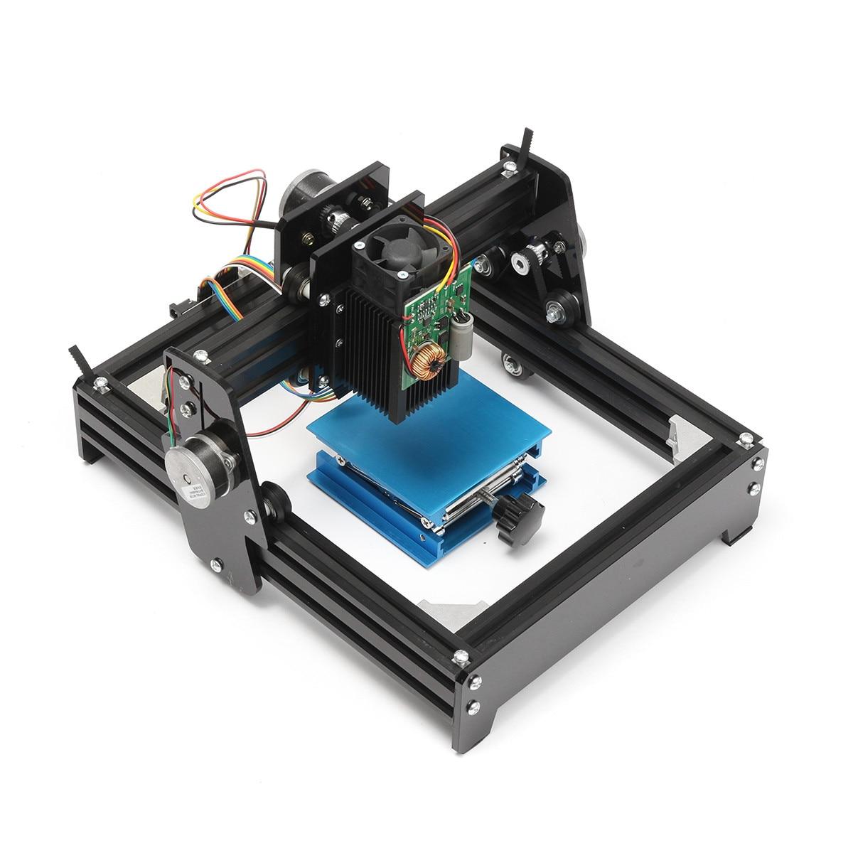 10 Вт 15 Вт USB лазерный металлорежущий станок лазерной маршрутизатор ENGRAVER CNC DIY маркировочная машина для лазерной резки металла камень, древес...