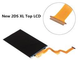 Оригинальный ЖК-экран, новый 2DSXL 2ds XL Замена верхней части/верхней части для Nintendo LCD 2DS XL консоль