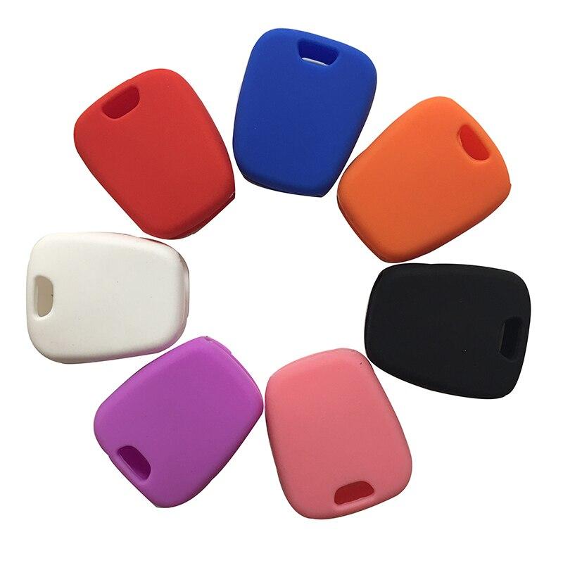 Funda clave oa lila silicona protección llaves del coche cover control remoto