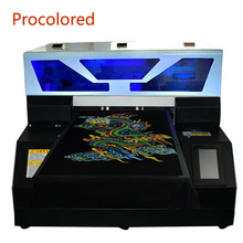Uv-Printer Phone-Case Printing-Machine Photo-Tshirt Flatbed Wood Procolored Multifunction