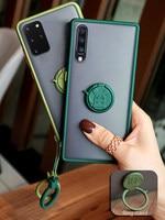 Custodia per telefono SoCouple per Samsung galaxy S20 FE S21 ultra S8 S9 S10 nota 10 Plus A50 70 51 71 30s 20 21s copertura staffa anello
