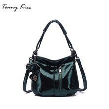 Tonny Kizz small crossbody bags for women leather shoulder fashion female handbags high quality solid color ladies tote bag