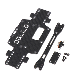 For P929 P939 K979 K989 K999 K969 1/28 RC WLtoys Car Chassis Upgrade Parts
