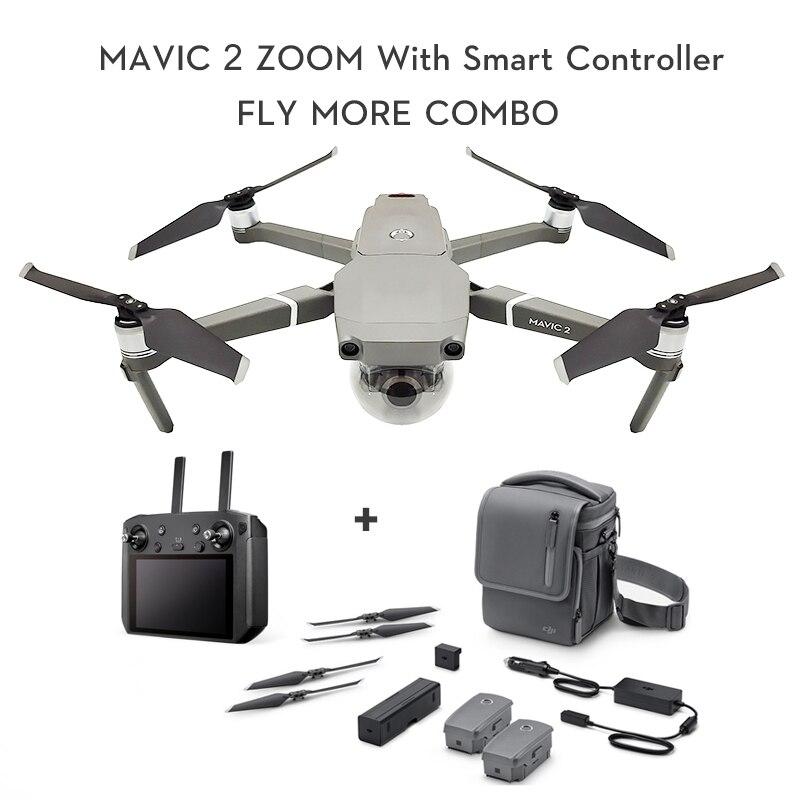 DJI Mavic 2 Zoom Fly More Combo Drone