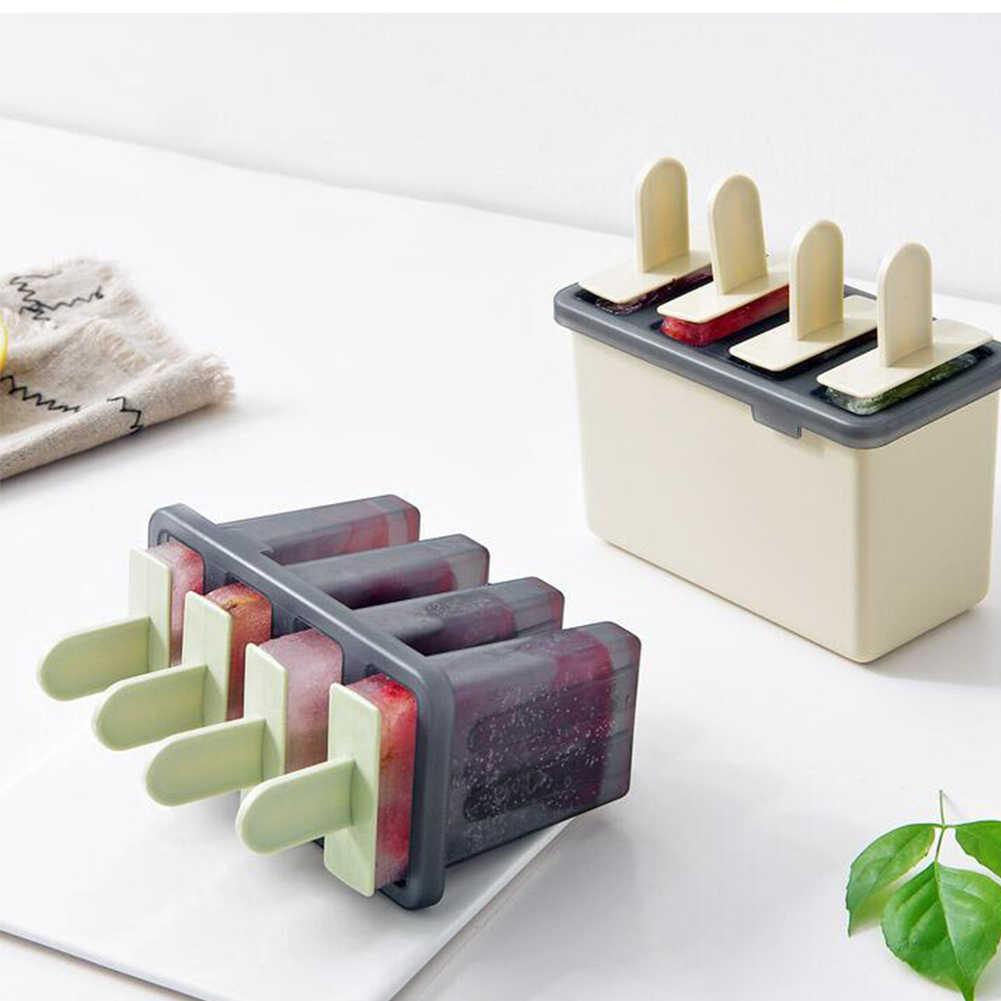Для домашнего использования инструмент для приготовления пищи форма для мороженого самодельные барные напитки аксессуары Многоразовые нетоксичные кухонные прочные пластиковые DIY лето