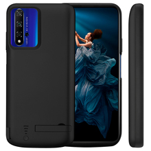 Extended Phone Battery Case For Samsung Galaxy Note 10 Plus Backup Battery Cover For Samsung Note 10 Portable Power Bank Case