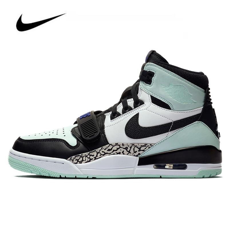 Nike Air Jordan Legacy 312 Utilizes The Familiar lgloo Art Basel AV3922-013 Basketball Men Shoes High Top Women Sports Sneakers