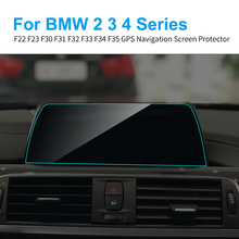 6.5 8.8 Inch for BMW F22 F23 F30 F31 F32 F33 F34 F35 2 3 4 Series Car GPS Navigation Tough Screen Protector Tempered Glass Film