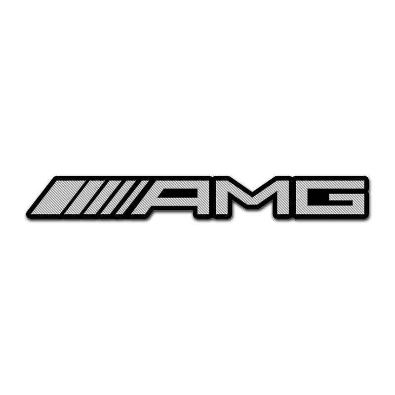 4pcs Excellent car styling car audio decorate for MERCEDES BENZ AMG W463 W176 W211 W204 W210 W203 CLA GLA GLK Car Accessories-2