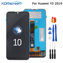 Original For Huawei Y5 2019 LCD Display Touch Screen Phone Parts Sensor AMN-LX1 AMN-XL2 AMN-LX9