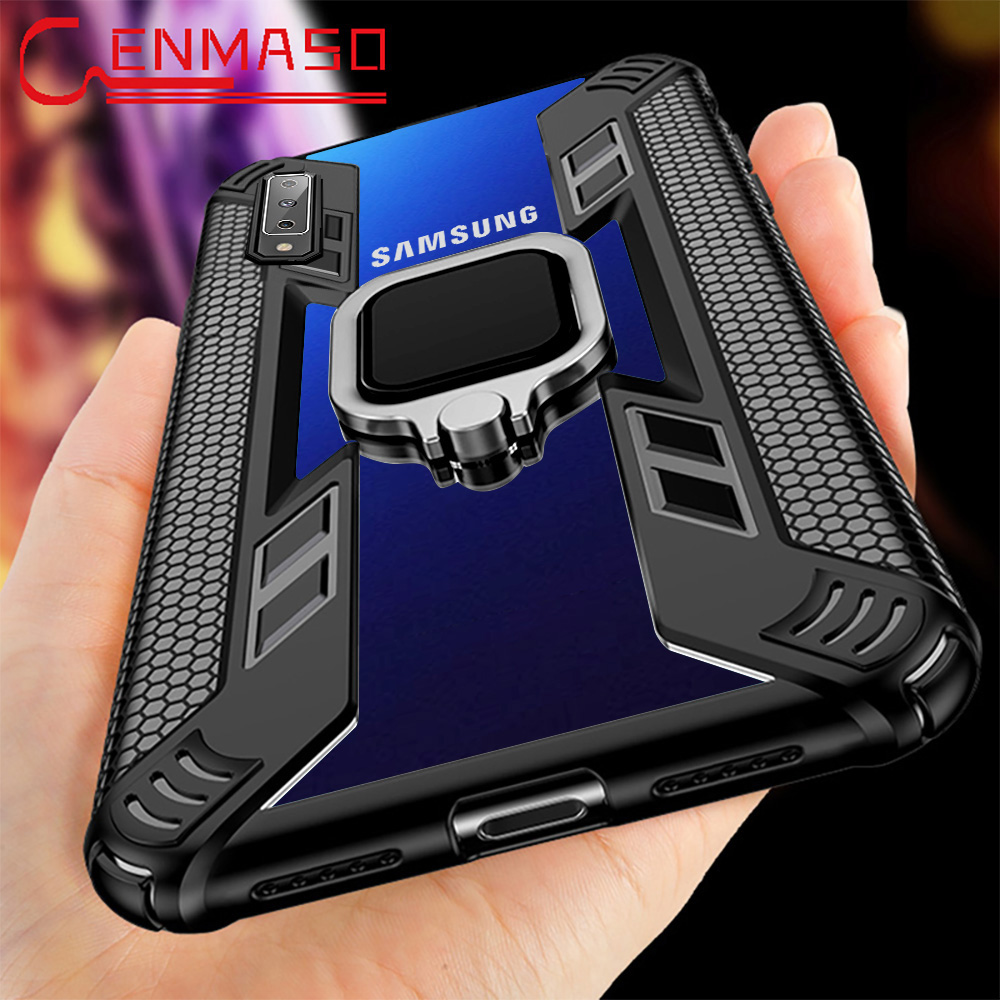 For SAMSUNG A7 A9 <font><b>2018</b></font> Case For Samsung Galaxy S20 ultra S11 plus s11e s10e S10 Note <font><b>10</b></font> lite A50 A50S A40S A30 M30 M20 back Case image
