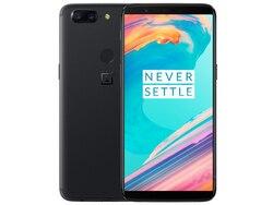 Оригинальная новая глобальная версия Oneplus 5 T 5 T Мобильный телефон 6,01 дюйм6 ГБ ОЗУ 128 ГБ Двойная sim-карта Snapdragon 835 Восьмиядерный Android телефон