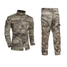Suit Training-Uniform Hunting-Clothing Ruins Forces Black Green Camouflage Special CP