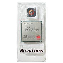 AMD Ryzen 5 1600 R5 1600 3.2 GHz altı çekirdekli oniki iplik 65W CPU İşlemci YD1600BBM6IAE soket AM4 yeni ama hiçbir fan
