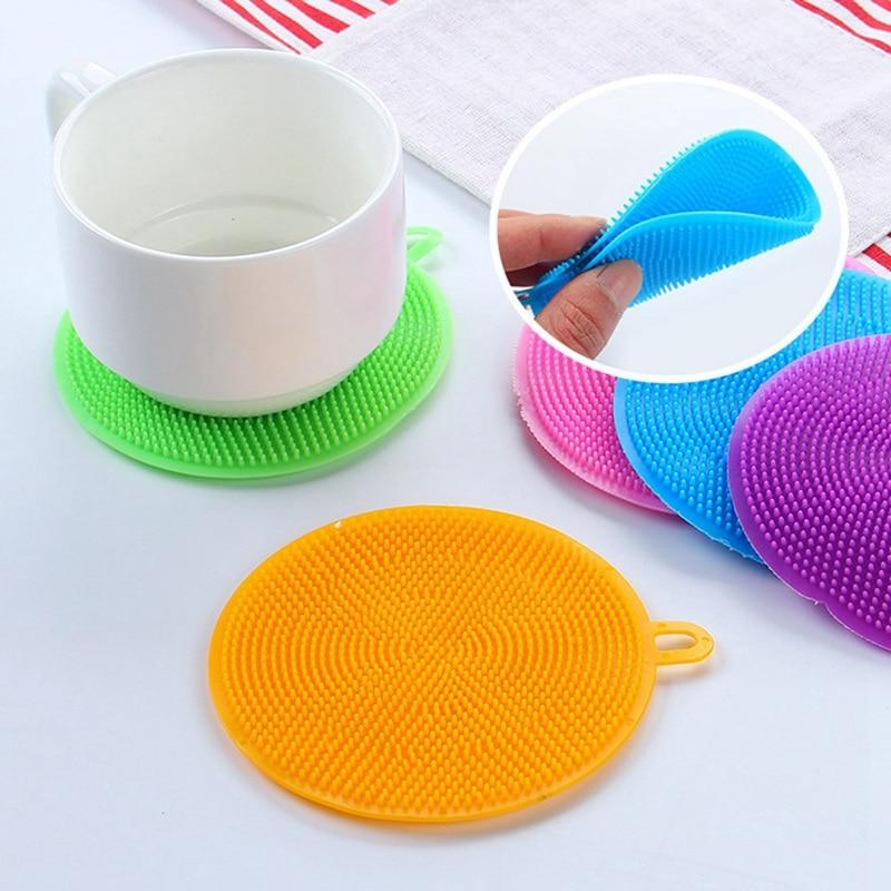 Купить щетка для чистки волшебная щетка мытья посуды многофункциональная