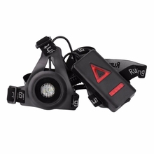 Safety Night Outdoor Running Light LED Chest Back Warning Lamp Jogging Cycling Funland
