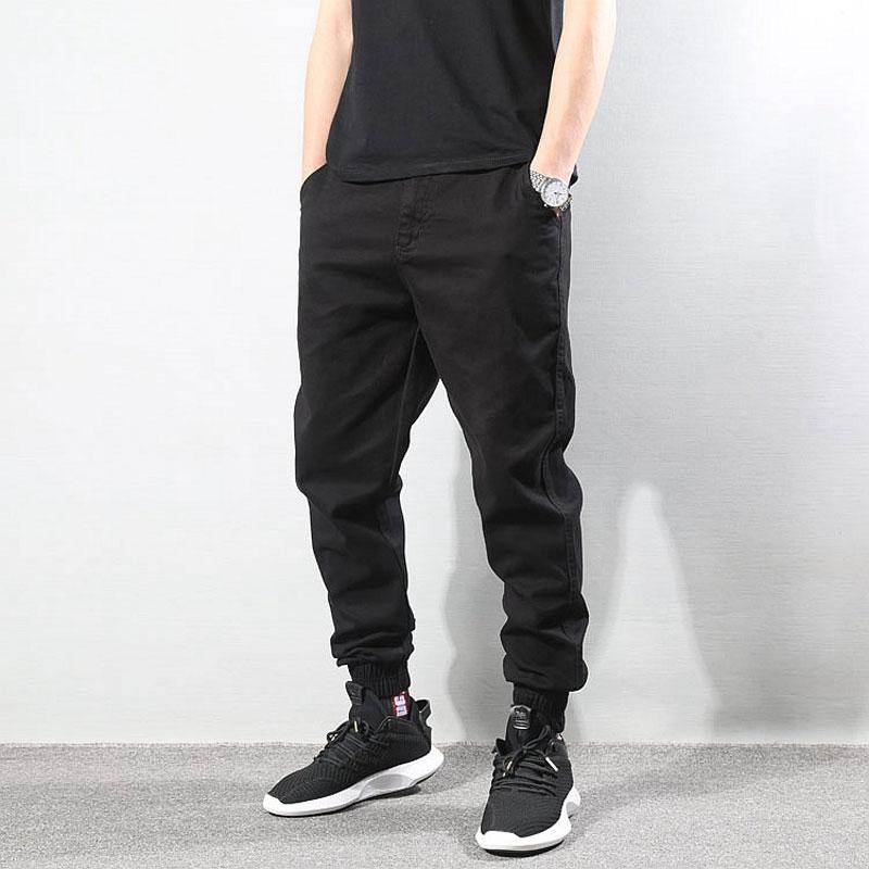 Japanese Mens Vintage Straight Loose Fit Cargo Pants Trousers Slacks Bottoms New