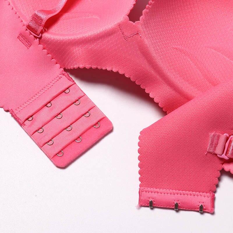 Seamless Sexy Bra For Women Bralette Wire Free Push Up Bra Brassiere Female Underwear Lingerie fitness Intimates 2019 5