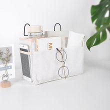 Bedside Caddy Hanging Storage Bag Organizer Dorm Room Phone Book Magazine Holder