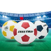 Crossway Sports Football Wear-resistant Good Sealing Performance Elastic No.5 Children Adult Professional Competition Football f