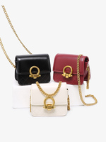 Mini Bag 2020 new fashion bag small CK women's bag fashion versatile net red chain Mini Bag Messenger Bag