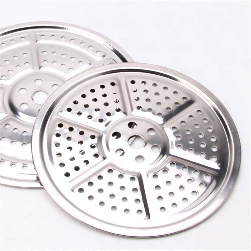 2Pcs Stainless Steel Pressure Cooker Canner Rack Steamer Rack Canning Stand