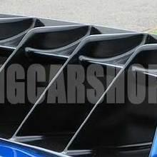 Окрашенный WRC спойлер Подходит для Subaru Impreza WRX STI 01-07 T020F