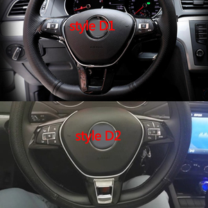 Image 2 - For VW MK6 Golf 7 Jetta Polo Modified multifunction steering wheel control button switch volume button audio switch button