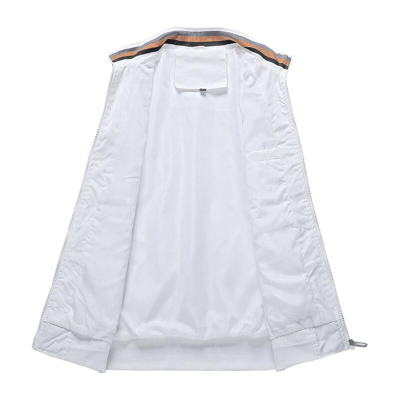 Mens Fashion Jackets and Coats New Men's Windbreaker Bomber Jacket 2020 Autumn Men Army Cargo Outdoors Clothes Casual Streetwear 3