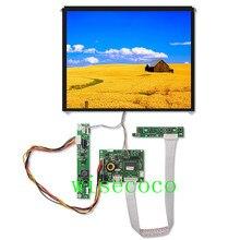 """9.7 """"بوصة 1024X768 LP097X02 SLQ1 SLQE SLN1SLP1 لوحة ال سي دي LVDS وحدة تحكم بشاشة إل سي دي مجلس 30 دبابيس"""